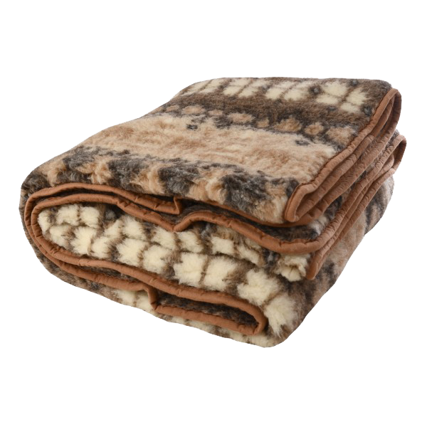 Vlnené deky Merino