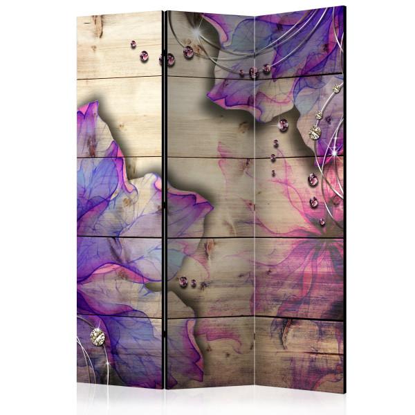 Paraván - Purple Memory [Room Dividers]