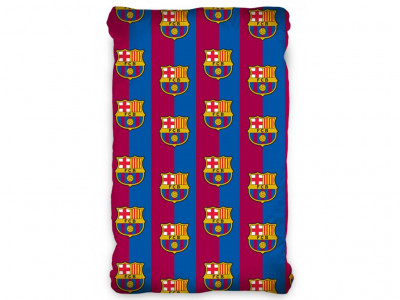 Jersey Futbalová plachta FC Barcelona 90x200 cm