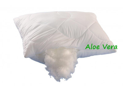 Brotex Vankúš Aloe Vera 70x90cm 900g so zipsom guličky Standard